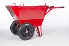 2 wheeled barrow